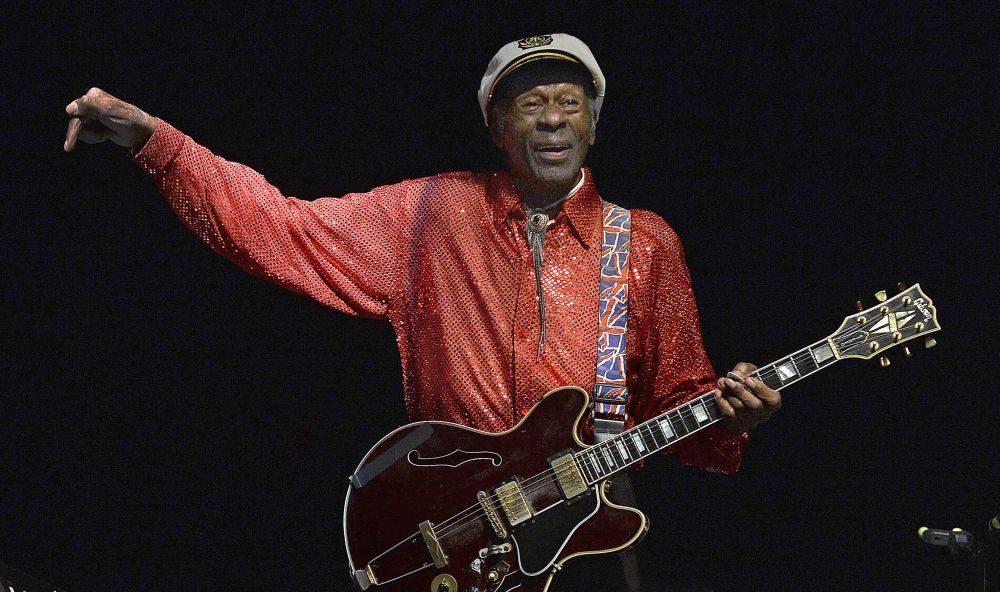 Chuck Berry (chuck berry)