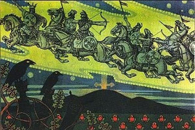 Csaba a Hadak útján (csaba királyfi, hadak útja)
