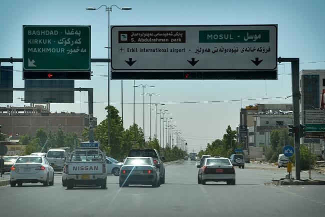 Erbil (irak)