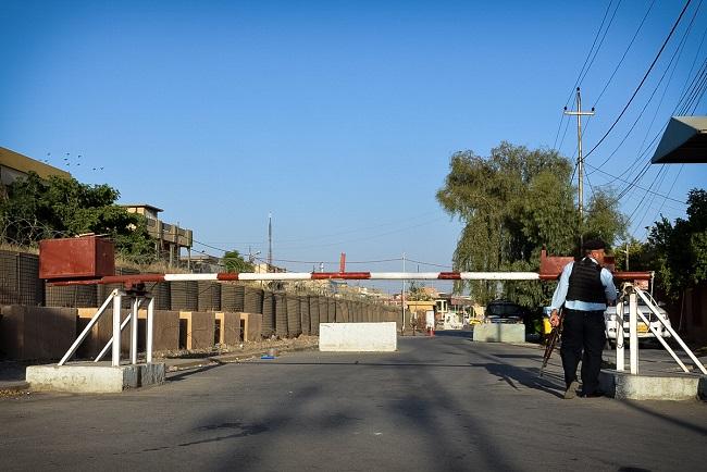 Iraki határ (irak)