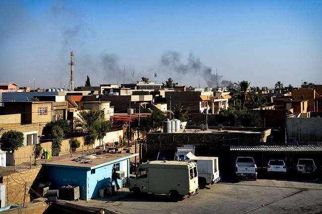 Iraki robbanás (iszlám állam, irak)