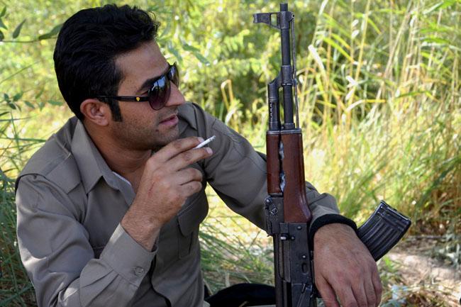 Jászberényi, Politikai álláspont (Jászberényi, Politikai álláspont, kurdisztáni ISIS frontvonal)