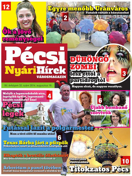 Pécsi Hírek (Pécsi Hírek)