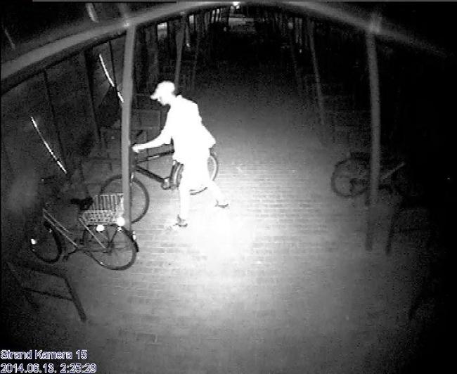 Vásárhelyi biciklitolvajt01 (biciklitolvaj, térfigyelő kamera, )