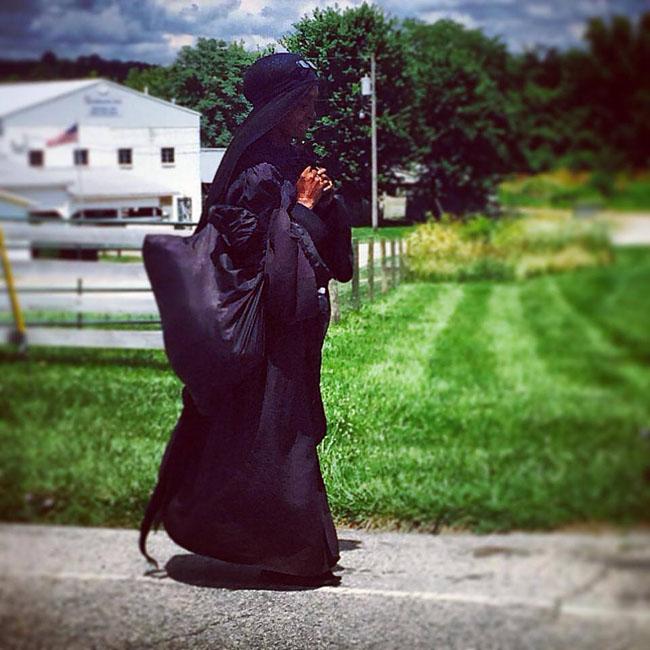fekete nő (fekete nő)