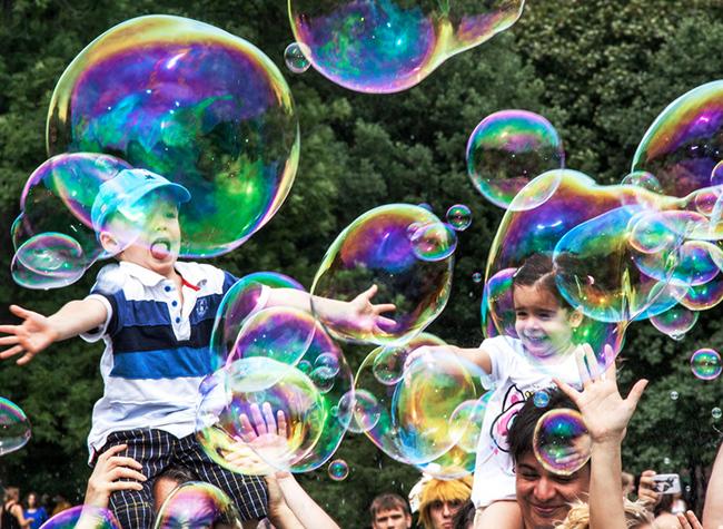 tn-bubble (technet, buborék, gyermek, veszély, játék)