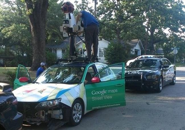 tn-googlecar (technet, google, Street View, térkép, baleset, autó)