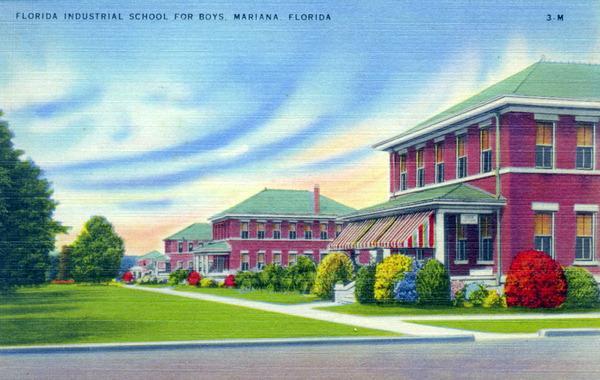 Arthur G Dozier School for Boys 1 (javítóintézet, képeslap, usa, )