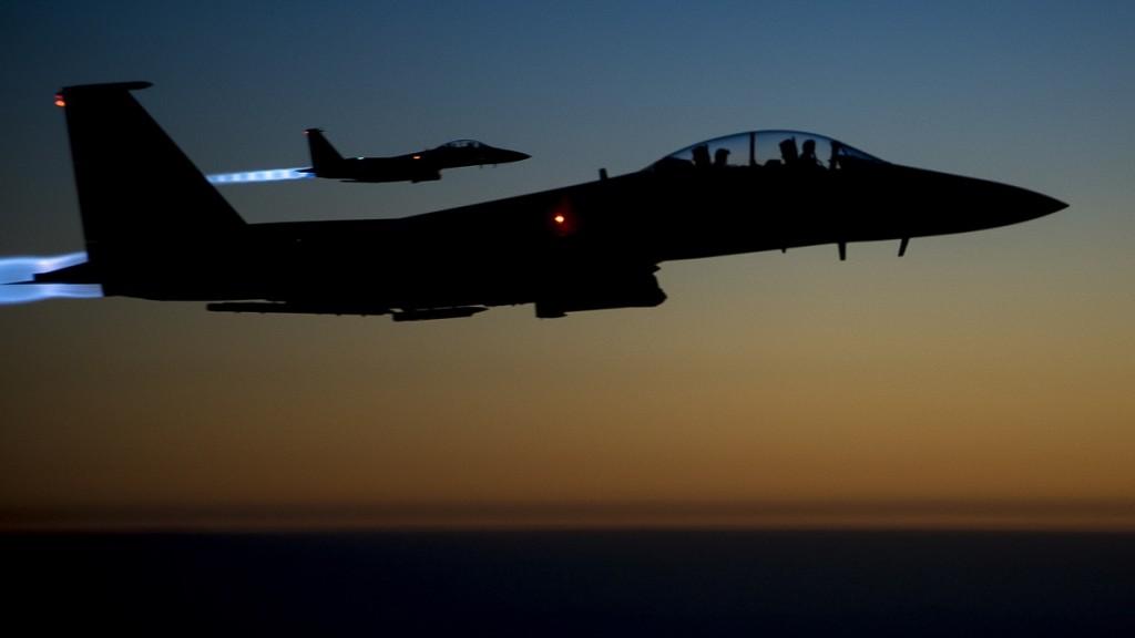 F-15E Strike Eagles  (légierő, egyesült államok, )