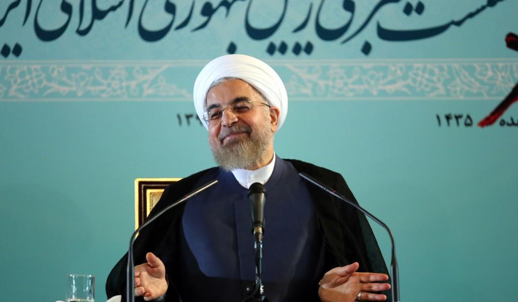 Haszan Róháni (Haszan Róháni, Irán)