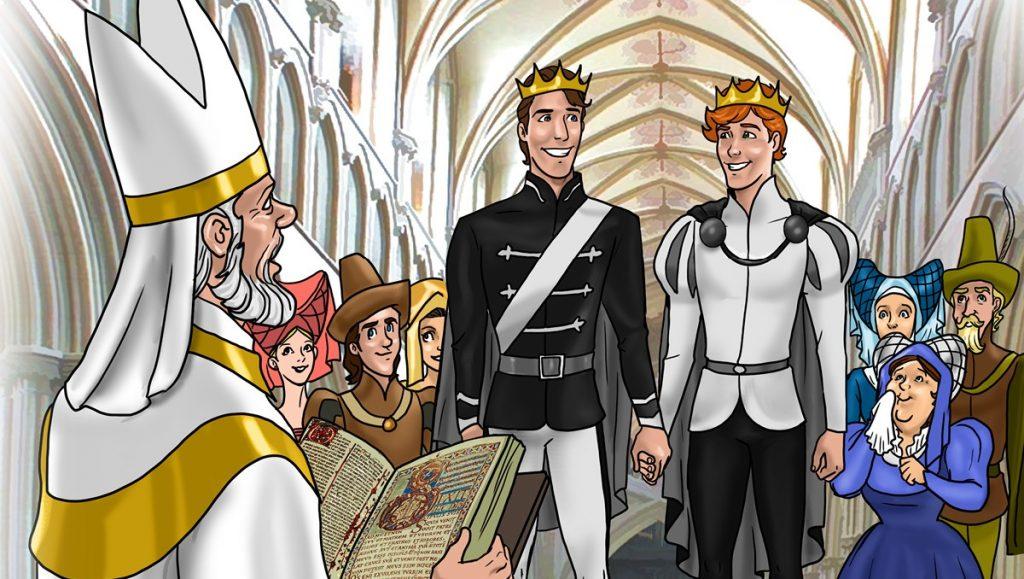 Hercegek esküvő (könyv)