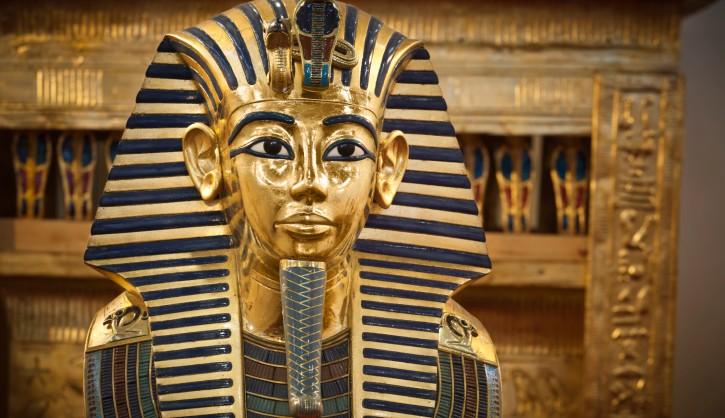 Tutanhamon  (tutanhamon, fáraó, )