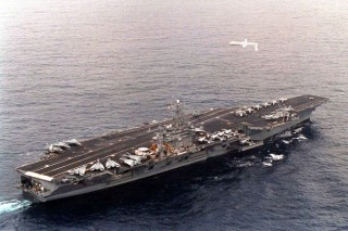 USS Carl Vinson (uss carl vinson, repülőgép-hordozó)