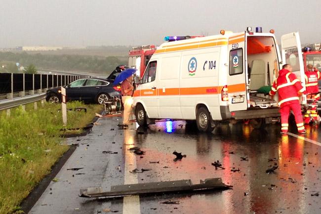 baleset az m6-oson (baleset,)