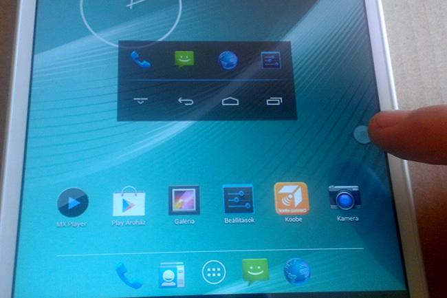 koobe-x8-06 (technet, teszt, tablet, táblagép, koobe, x8 slim, android, olcsó, )