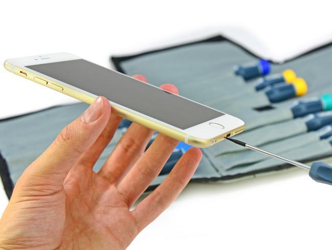 mp-if1 (mobilport, apple, iphone, ios, okostelefon, szerelés, ifixit)