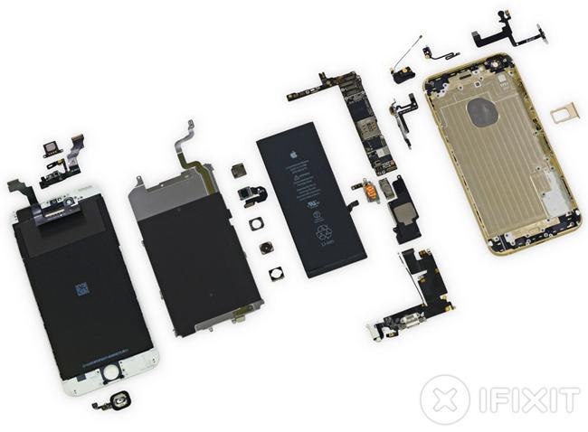 mp-if6 (mobilport, apple, iphone, ios, okostelefon, szerelés, ifixit)