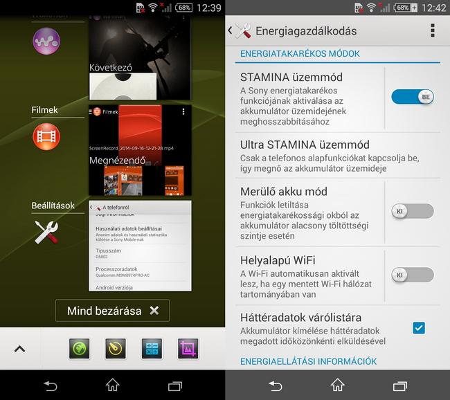 mp-sx15 (mobilport, teszt, sony, xperia, csúcsmobil, vízálló, android)