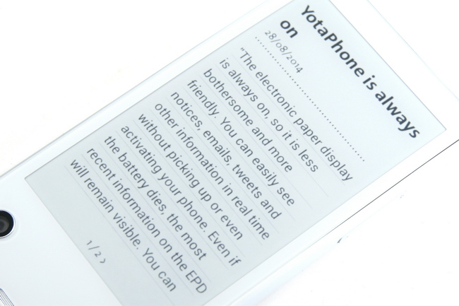 mp-y05 (mobilport, teszt, android, okostelefon, yotaphone, orosz, e-ink)