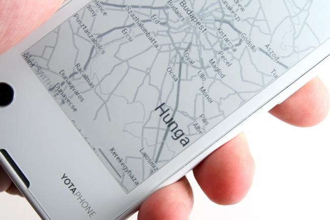 mp-y13 (mobilport, teszt, android, okostelefon, yotaphone, orosz, e-ink)