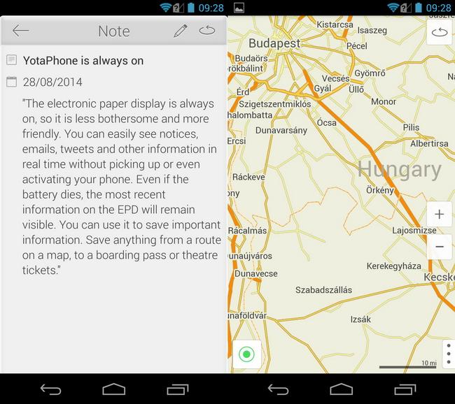 mp-y16 (mobilport, teszt, android, okostelefon, yotaphone, orosz, e-ink)