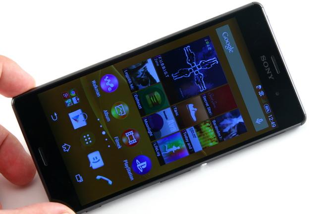 mp-z01 (mobilport, teszt, mobil, sony, xperia, csúcsmobil, android, vízálló)