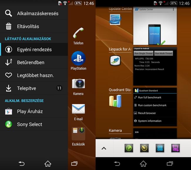 mp-z16 (mobilport, teszt, mobil, sony, xperia, csúcsmobil, android, vízálló)