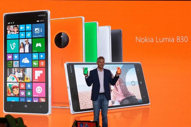 nokia-ifa-01 (microsoft, nokia, lumia, lumia 830, lumia 735, lumia denim, okostelefon, mobiltelefon, windows phone, ifa, mobilport, )