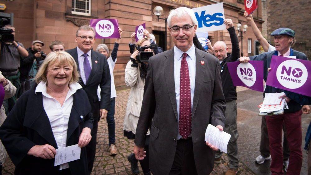 skót szavazás (skót függetlenség, )