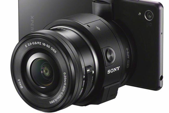 sony-mobilcam-02 (technet, ifa, sony, objektív, optika, fényképezőgép, digitális fényképezőgép, digitális kamera, fényképezés, mobiltelefon, okostelefon, )