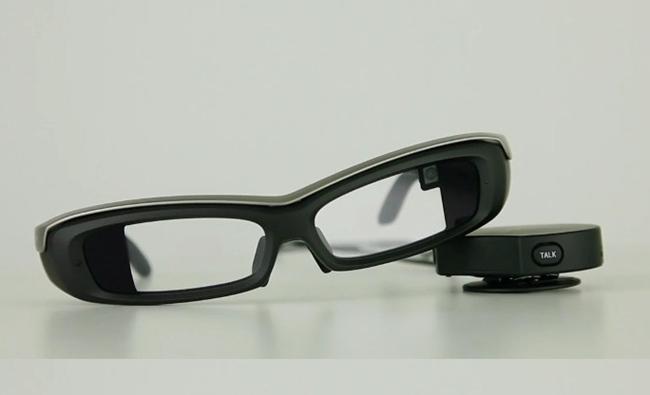 tn-sglass (technet, sony, okosszemüveg, google glass, android, kütyü)