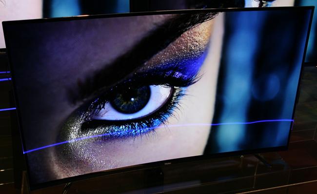 tn-tv7 (technet, tévé, televízió, kínai, ívelt, oled, ultra hd)
