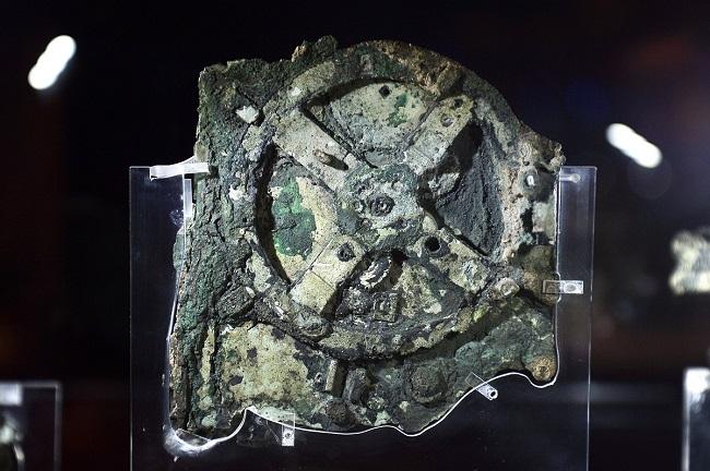 Antükithérai szerkezet  (antükithérai szerkezet,)