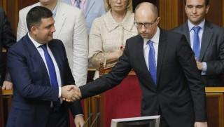 Arszenyij Jacenyuk ukrán miniszterelnök (jacenyuk, Arszenyij Jacenyuk, ukrajna, )