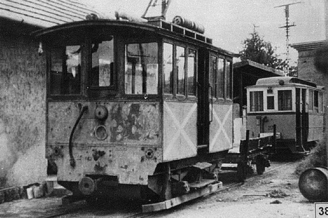 Az M I-es villamos a '60-as években (Az M I-es villamos a '60-as években, villamos, közlekedés)