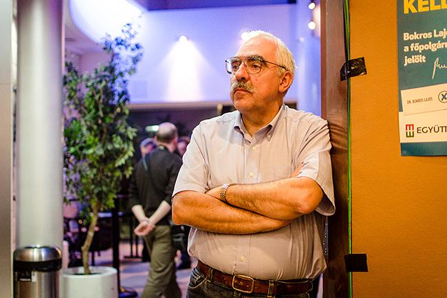 Bokros Lajos (Bokros Lajos, önkormányzati választások 2014, )