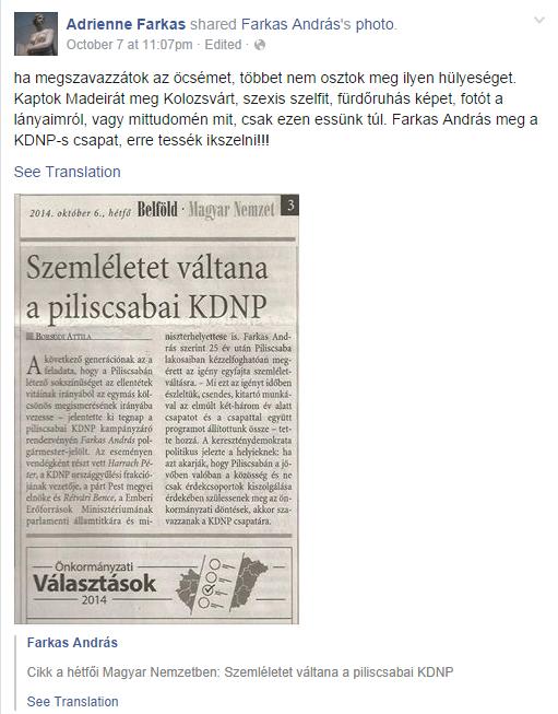 Farkas Adrienne Facebook (farkas adrienne, facebook, )