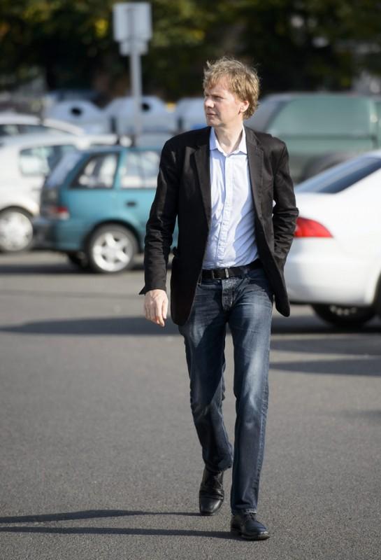 Fodor Gabor szavazni megy (Fodor Gabor szavazni megy, önkormányzati választások 2014, )