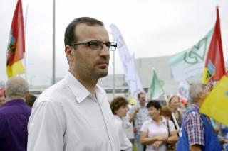 Ikotity István (Ikotity István, LMP képviselő, Baja)