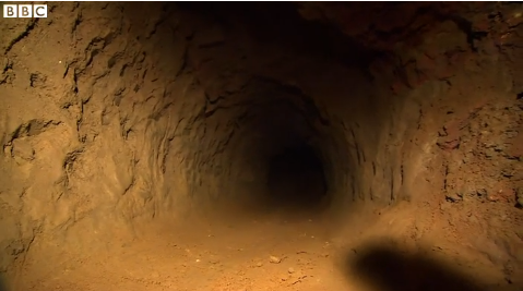 India bank alagút (india, bankrablás, alagút, )