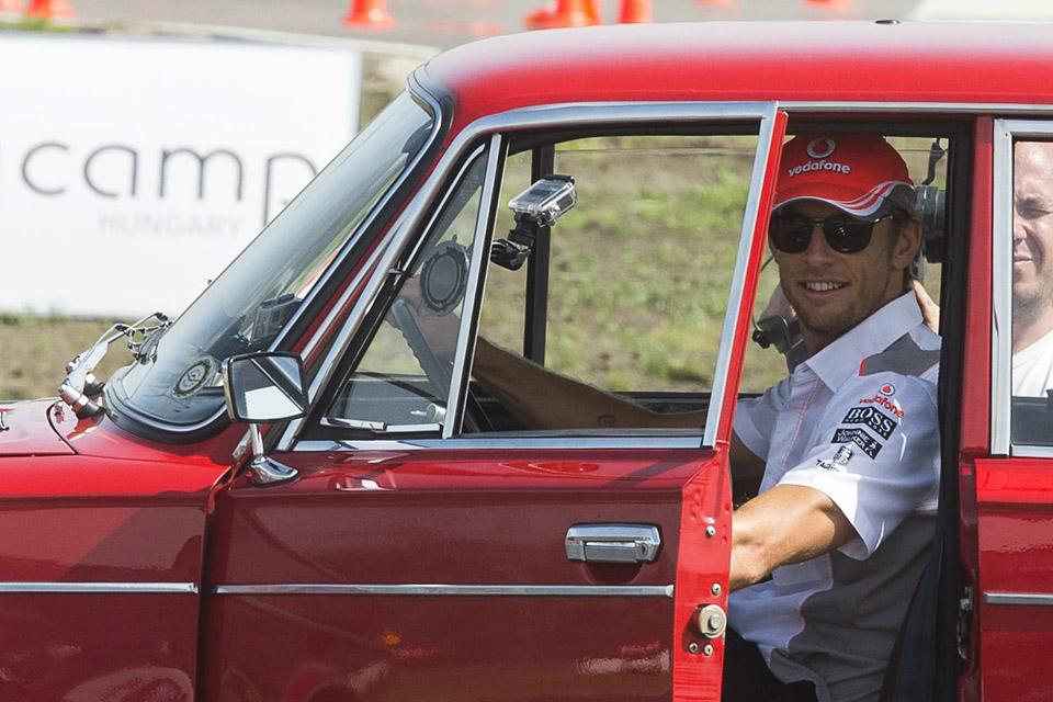 Jenson Button (Jenson Button)