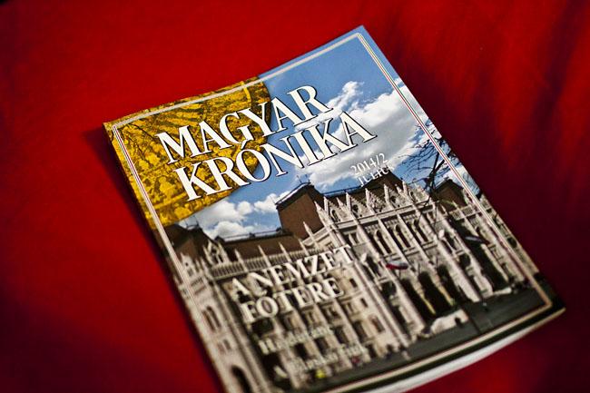 Magyar Krónika (Magyar Krónika 2014 július, lead, )