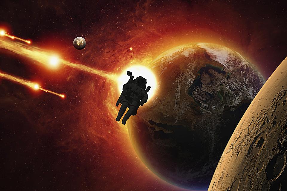 Mars bolygó (Mars bolygó, élet a Marson, tudomány, galaxis)