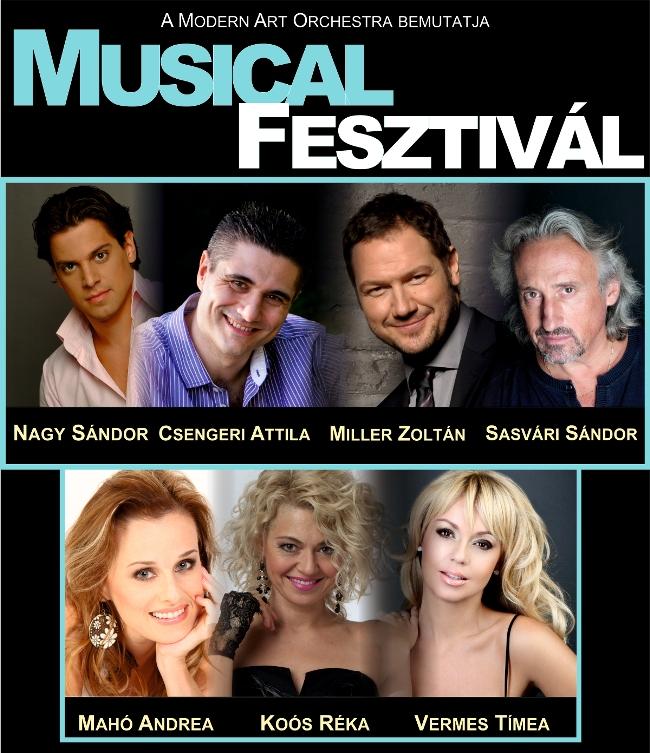 Musical Fesztivál (Musical Fesztivál)