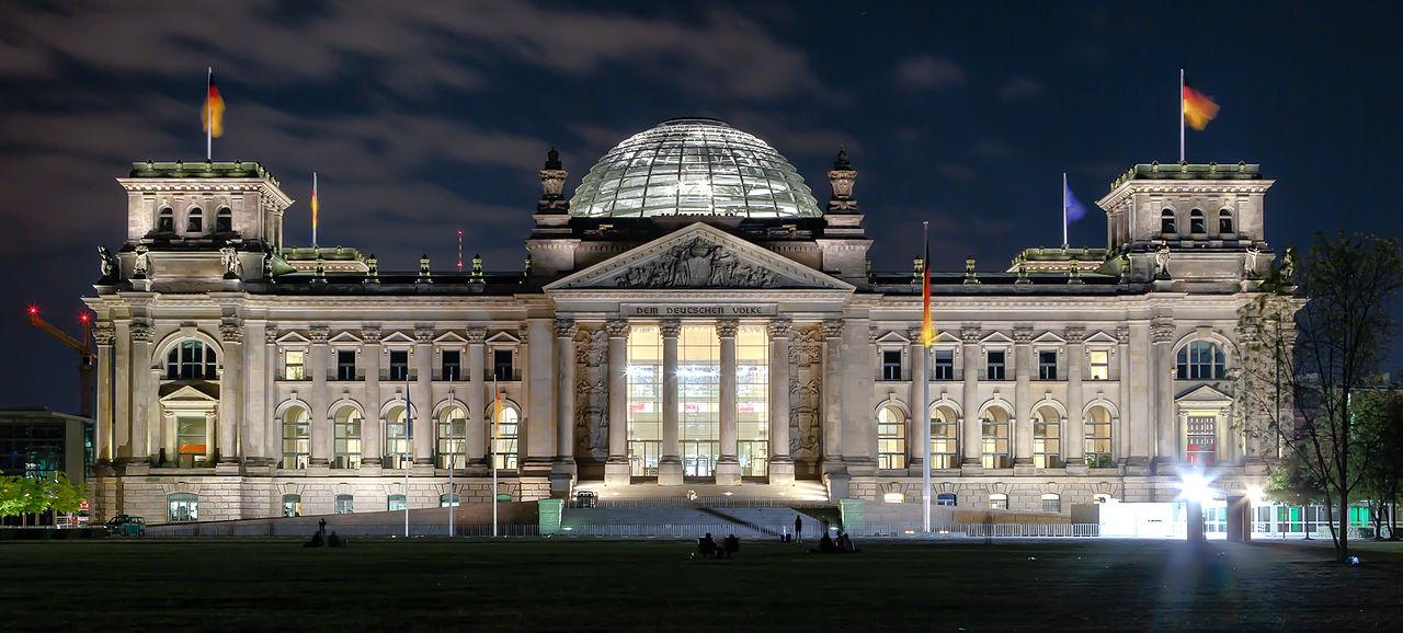Reichstag (parlament, berlin, )