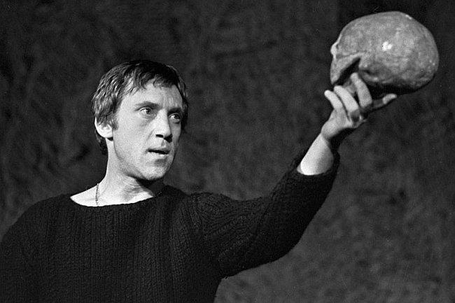 Viszockij Hamlet szerepében (viszockij, hamlet)