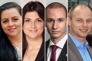 fiatal politikusok második rész (fiatal politikusok második rész, Varga Kitti, Laskovics Diána, Rónai Sándor, MAgera Tibor)