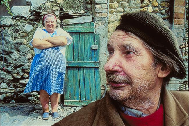 idős emberek (idős emberek, nyugdíjas, idős házaspár, Jászberényi Poszt itt)