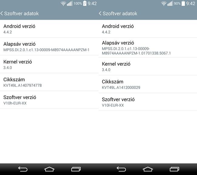 mp-g3f2 (mobilport, lg, lg g3, android, kitkat, frissítés, szoftver, okostelefon)