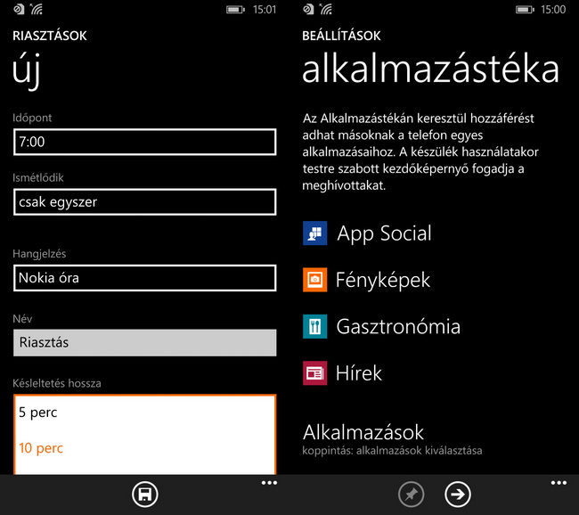mp-l18 (mobilport, teszt, nokia, lumia, microsoft, windows, okostelefon)